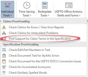 spec support tool