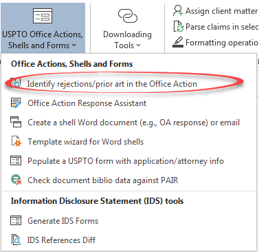 office action browser