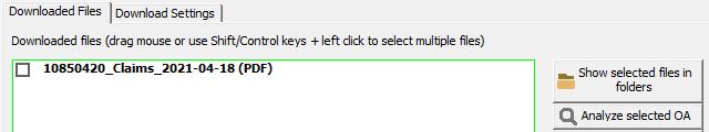 custom file name